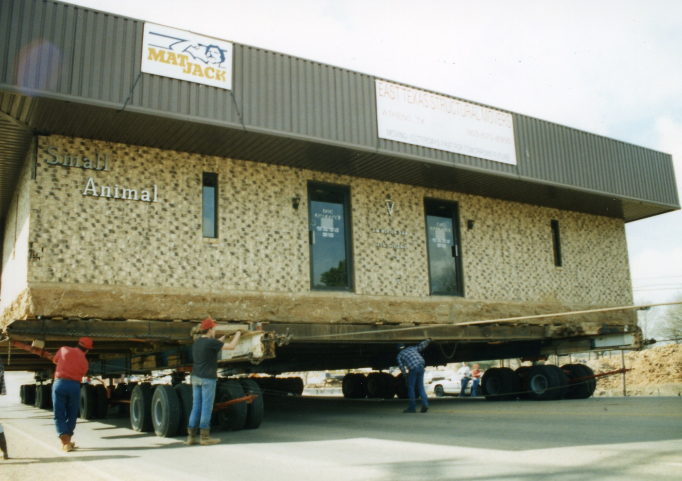 1995 #4 Vet Clinic NR Hills, TX