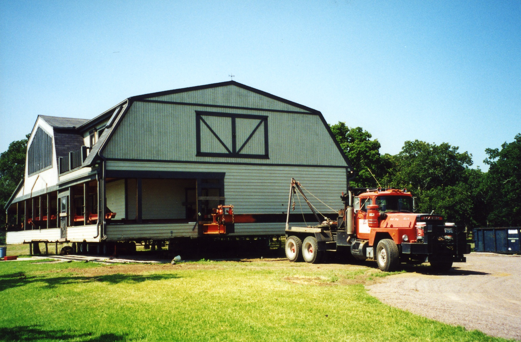 Horse Barn & Appt. #2