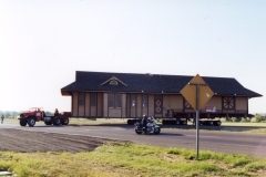 Saginaw Train Depot #2