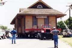 Saginaw Train Depot #3