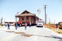 Saginaw Train Depot #4