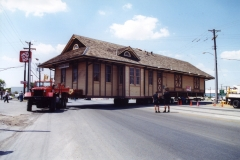 Saginaw Train Depot #5