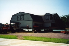 Horse Barn & Appt. #1