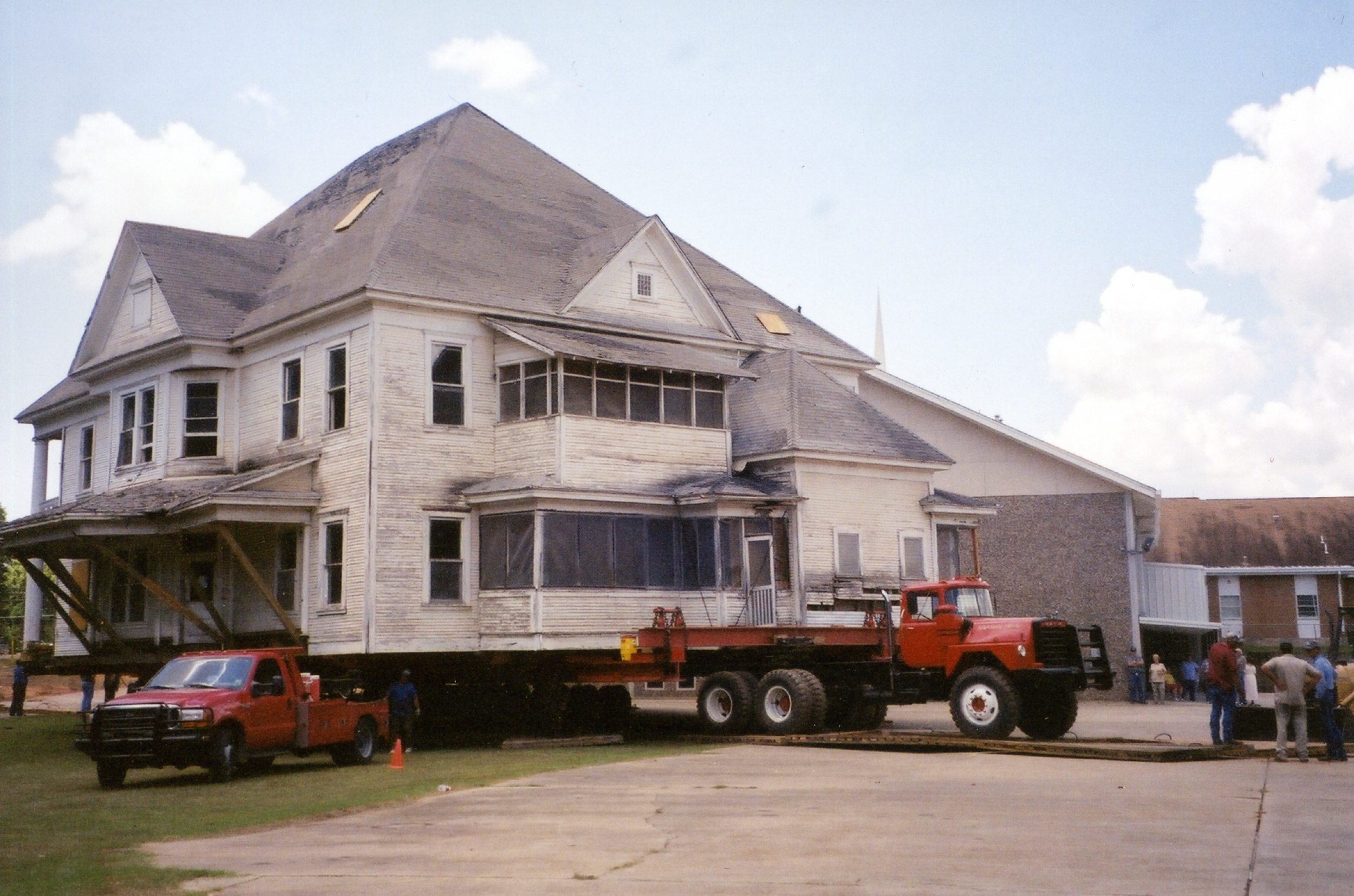 Photos H D Snow And Son House Moving Inc