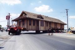 Saginaw Train Depot #5